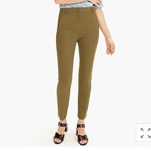 High Rise Cameron Pant Frosty Olive